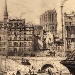 Old Paris, Notre Dame