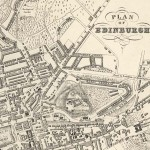 Plan of Edinburgh 1841