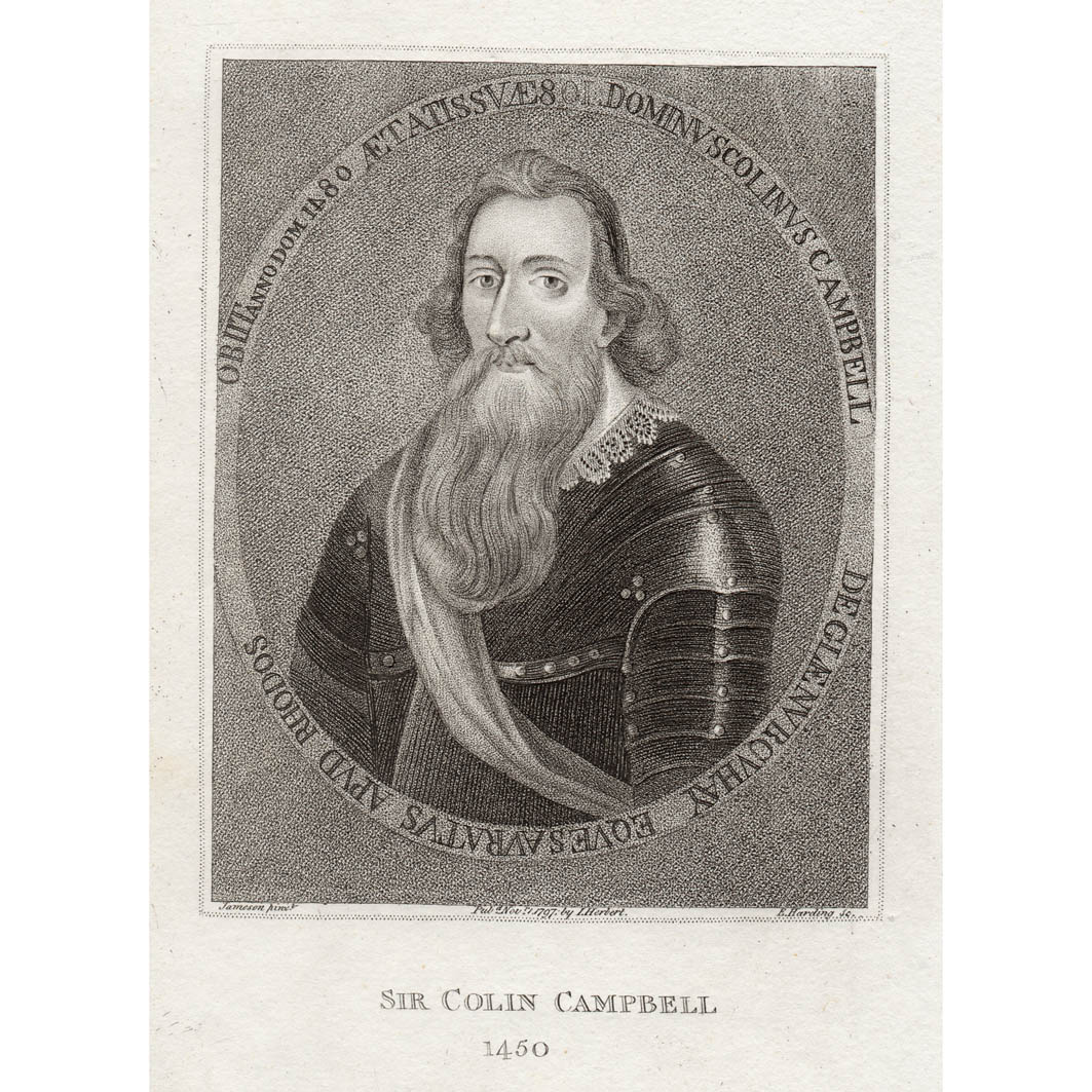Colin Campbell, 1st Earl of Argyll Sir Colin Campbell 1st Earl of Argyll d 1493 BRITTON IMAGES