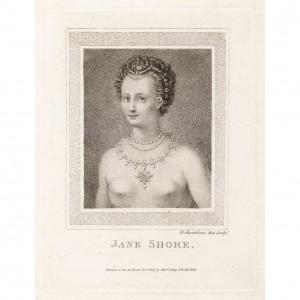 Jane Shore, mistress of King Edward IV