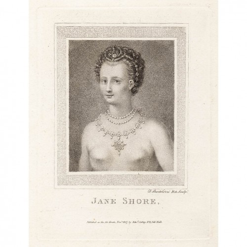 Jane Shore, mistress of King Edward IV