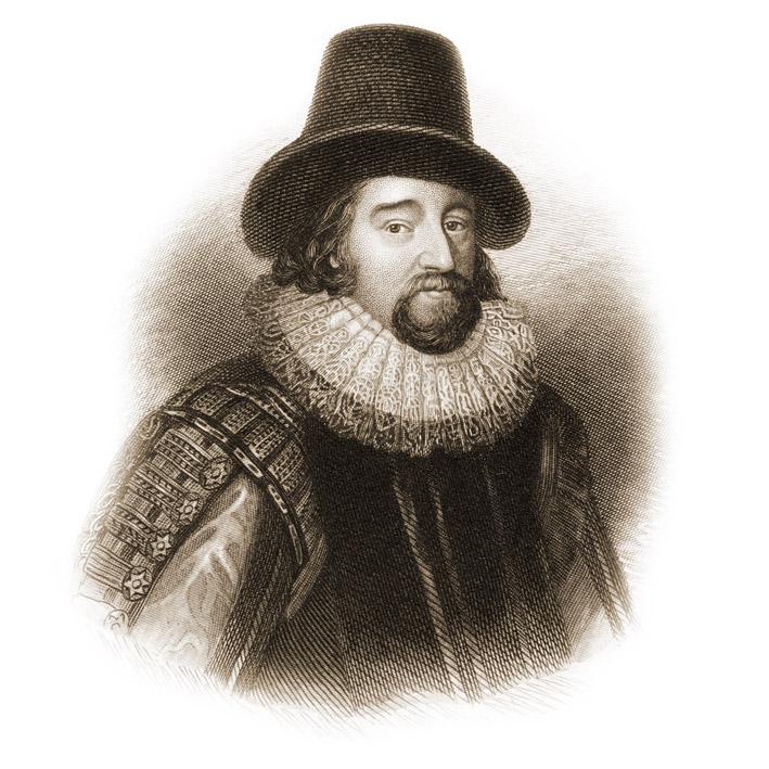 english essayist bacon Francis bacon, 1st viscount st alban, pc qc (/ˈbeɪkən/ 22 january 1561 - 9 april 1626) was an english philosopher, statesman, scientist, jurist, orator, and author.