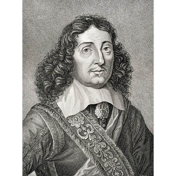 George Monck 1st Duke of Albem...
